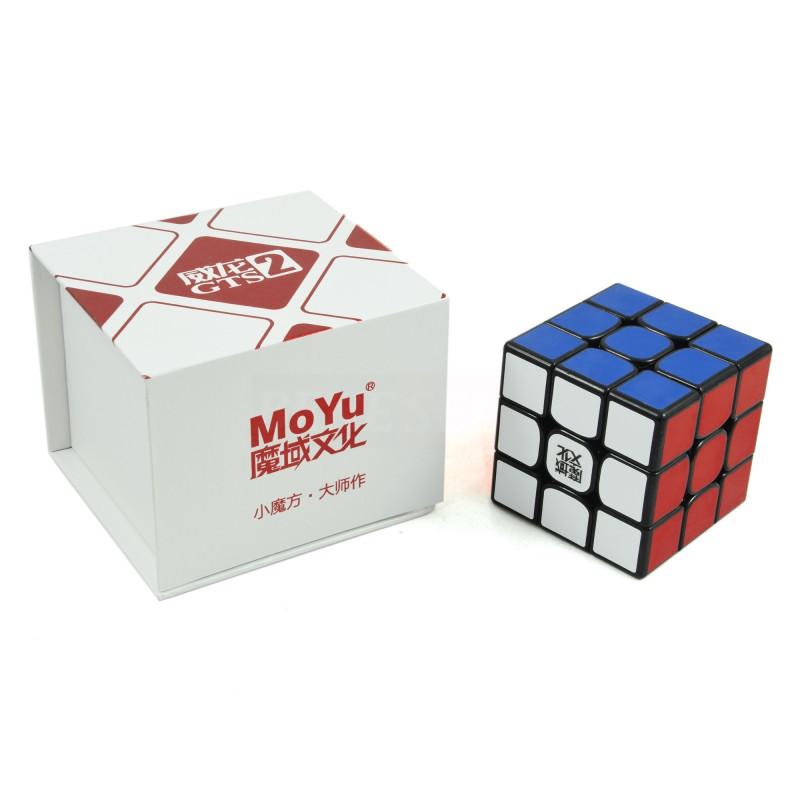 MoYu 3x3x3 Weilong GTS v2 Czarna main