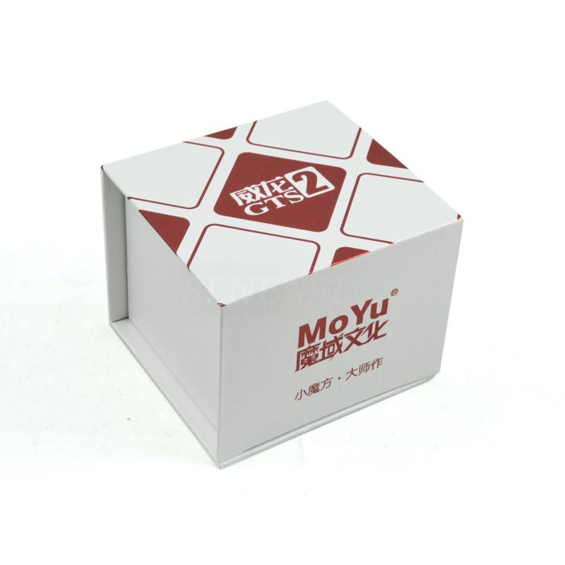 MoYu 3x3x3 Weilong GTS v2 Czarna pic1