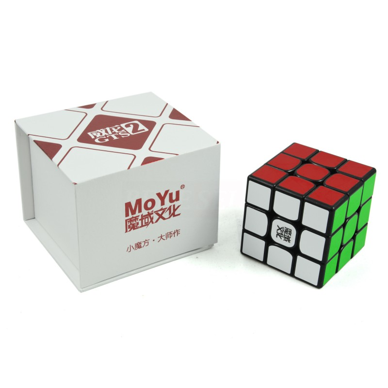 MoYu 3x3x3 Weilong GTS v2 Czarna pic4