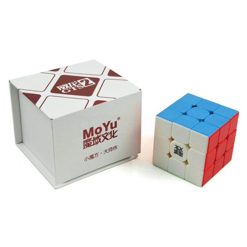 MoYu 3x3x3 Weilong GTS v2 Kolor main