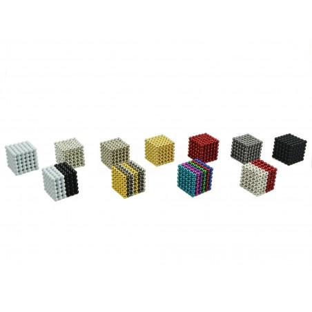 Kulki Neocube 5mm Perlowe pic5
