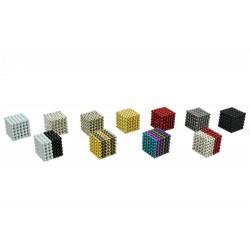 Kulki Neocube 5mm Niklowe pic5