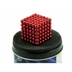 Kulki Neocube 5mm Czerwone pic3