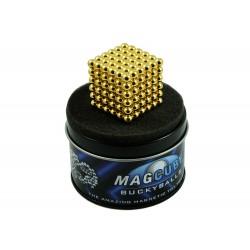 Kulki Neocube 5mm Złote main