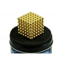 Kulki Neocube 5mm Złote pic3