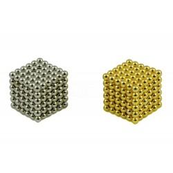 Kulki Neocube 4mm Złote pic6