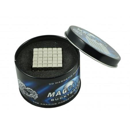 Kostki Neocube 5mm Srebrne pic2