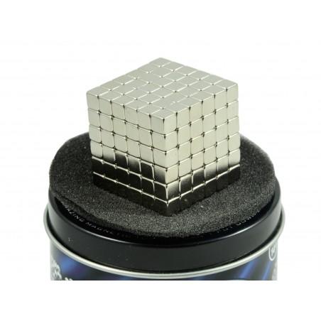 Kostki Neocube 5mm Srebrne pic3